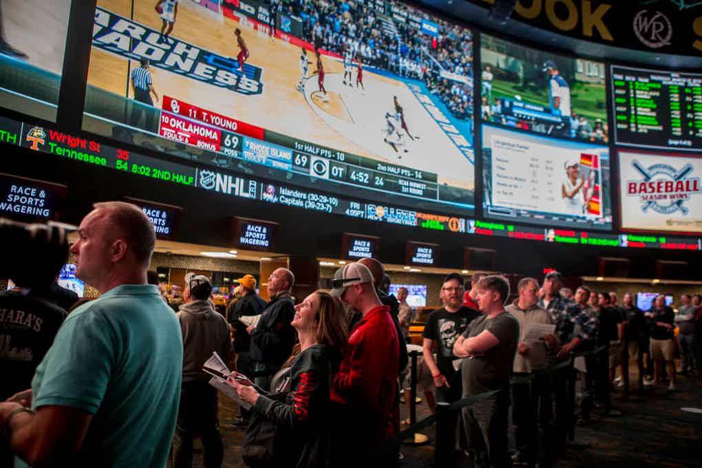 Las vegas casinos online sports betting pga betting forums